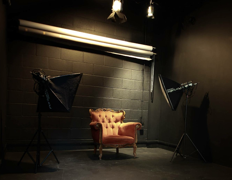 Photo Studio Hire Black Studio 2 Pictures Studio Hire
